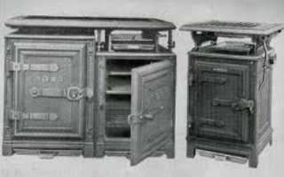 История развития электроплиты: два этапа