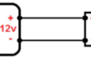 Установка светодиодной ленты на потолок (схема)