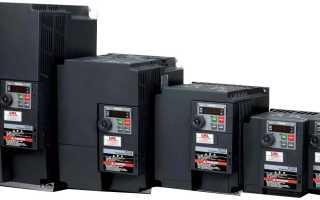 Частотный преобразователь для асинхронных электродвигателей