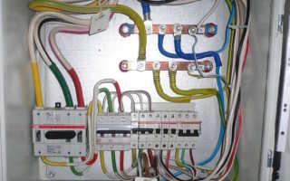 L N в электрике — цвета проводов в трехжильном кабеле