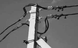 Самонесущий изолированный провод: техническая характеристика, преимущества, монтаж
