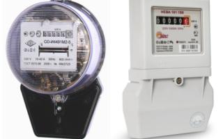 Поверка электрических счетчиков (как)