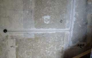 Как найти провод в стене