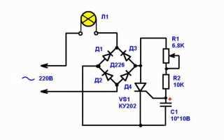 Как подключить диммер к светодиодной ленте