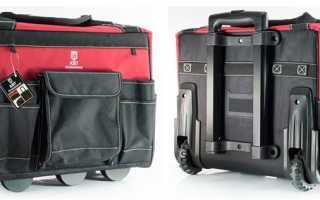 Обзор сумки монтажника универсальной КВТ С-02.