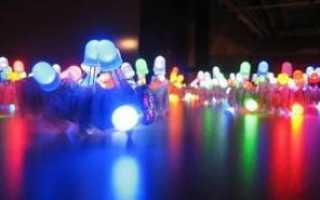 Светодиодные ленты: разновидности