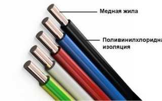 Провод ПУВ: технические характеристики, показания к применению