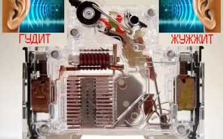 Почему гудит или жужжит автомат в щитке под нагрузкой и что делать?