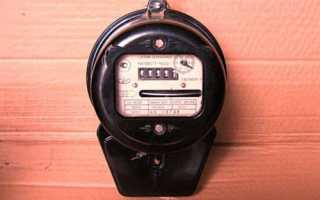 Самоход электросчетчика — что делать