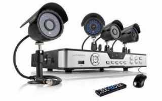 Системы видеонаблюдения: их задачи и компоненты