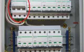 Выключатель нагрузки (модульный выключатель, модульный мини-рубильник) — Онлайн-журнал «Толковый электрик»