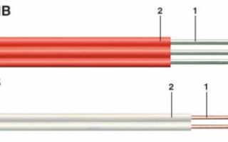Провод ППВ: назначение, технические характеристики, расшифровка маркировка
