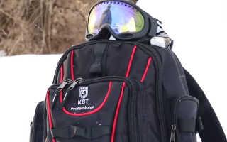 Профессиональный рюкзак для инструмента КВТ С-08 и С-07. Обзор и сравнение.