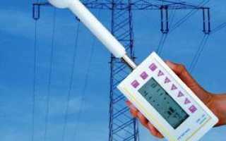 Бытовые источники электромагнитного излучения