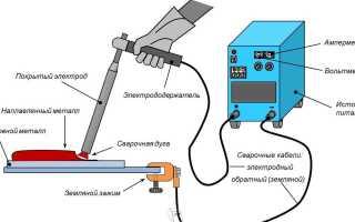 Как варить электросваркой