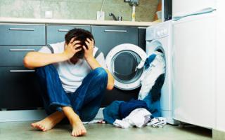 Стиральная машина бьет током: через воду, корпус, смеситель, барабан, причины