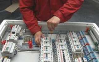 Монтаж и ремонт электрических щитов своими руками