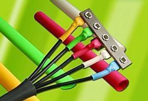 Термоусаживаемые трубки для изоляции электрической проводки