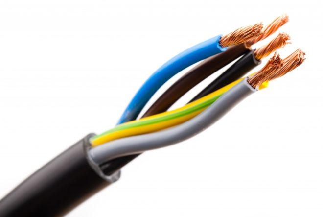 кабель для проводки