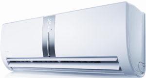 кондиционер - потребление летом 100-150 кВт/ч в месяц
