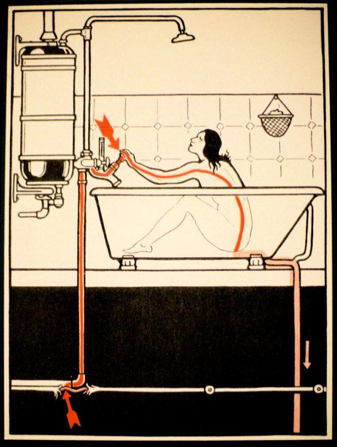 поражение электрическим током при купании в ванной
