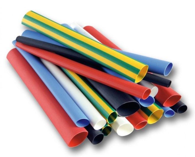цветовая маркировка термоусадочной трубкой