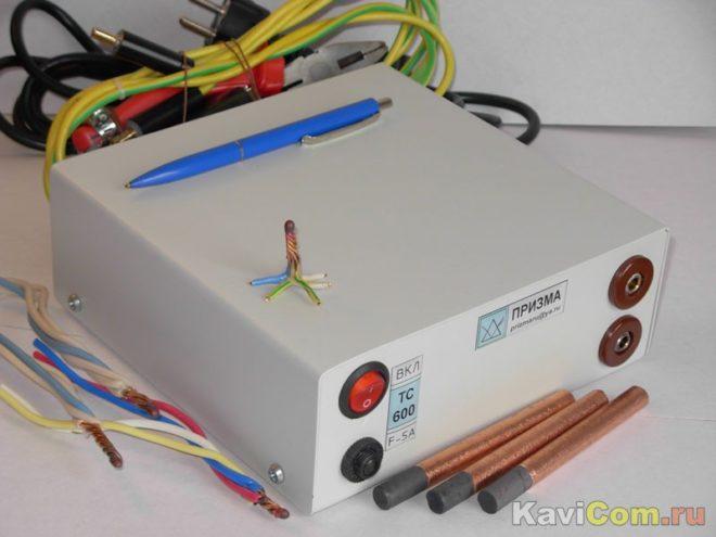 сварочный аппарат для проводов