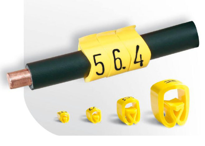 маркеры для проводов