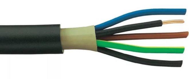 кабель NYY