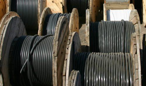 Хранение и перевозка кабеля КГН