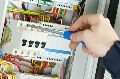 электрощит - проводка для квартиры