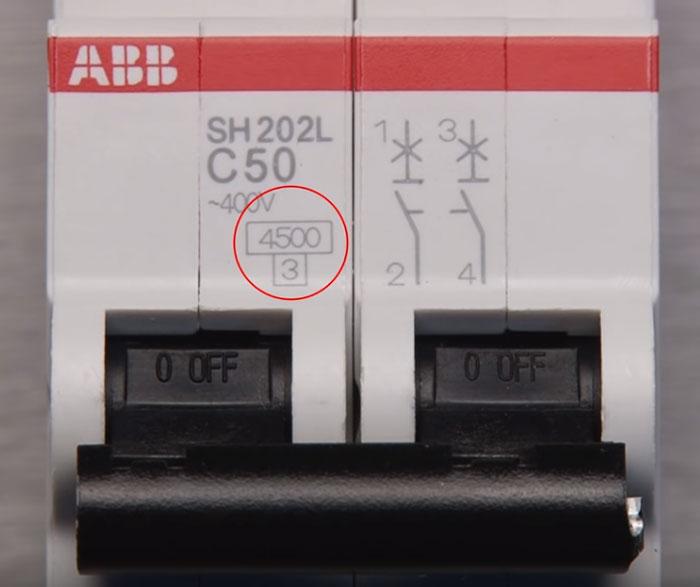 автоматы с током КЗ на 4,5кА