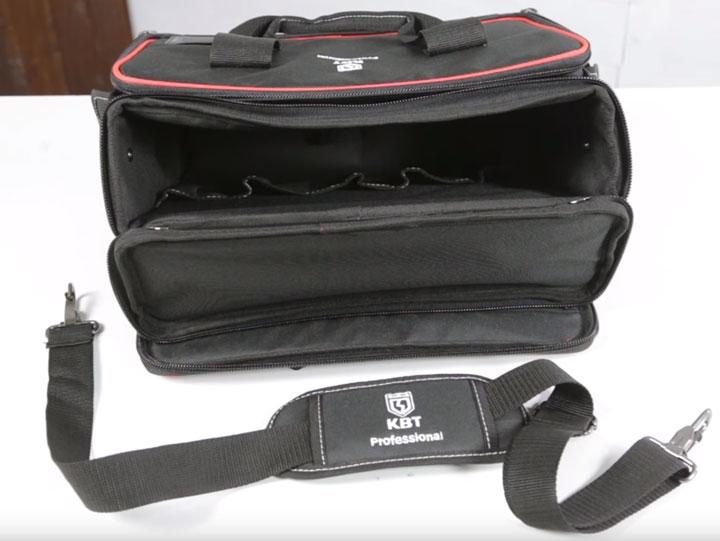 основное отделение сумки КВТ С-04