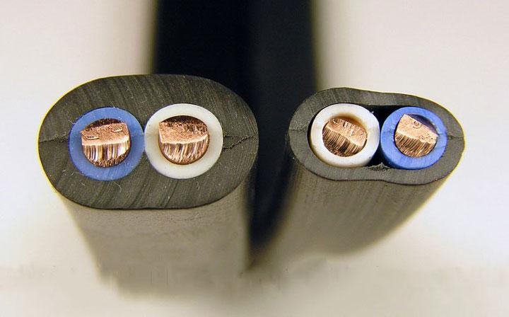 уменьшенная тонкая изоляция на кабеле ТУ и ГОСТ сравнение