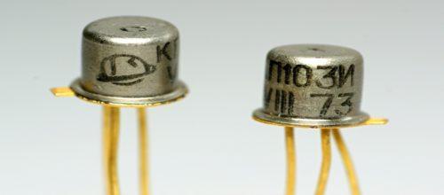 Детектор обнаружения скрытой проводки на микросхеме К561