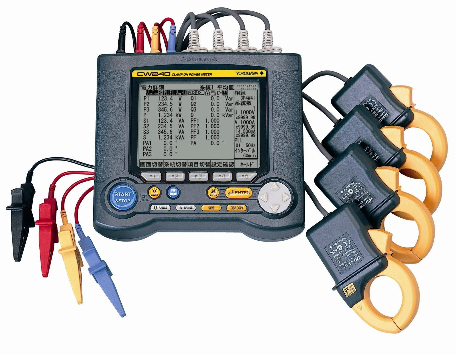 Анализатор качества электроэнергии