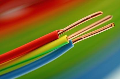 расцветка проводников кабеля ВВГ нг