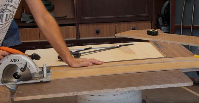 изготовление ножек сушилки