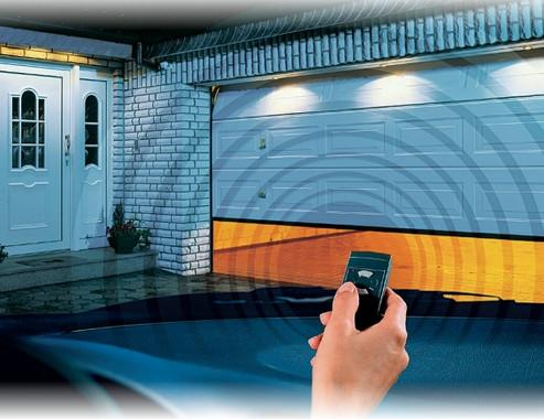 автоматика для гаража
