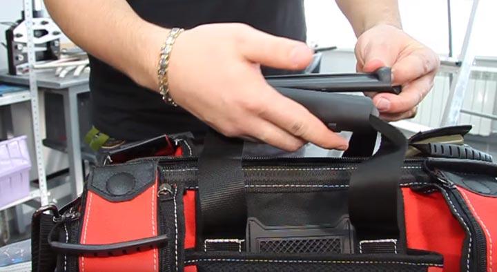 центральная ручка на связке в сумке С-05 КВТ
