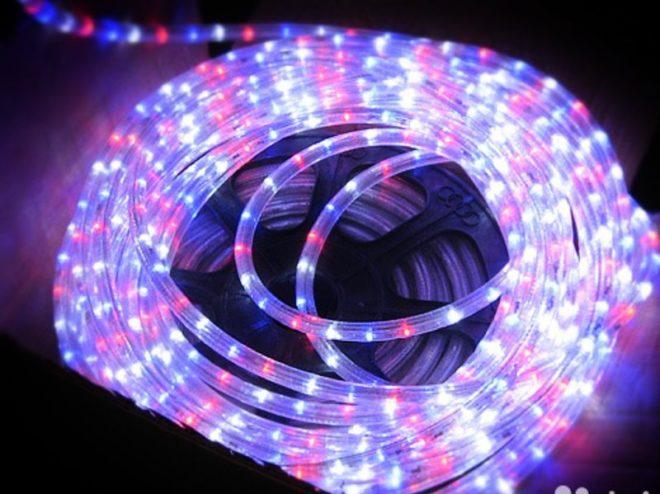 светодиодный кабель