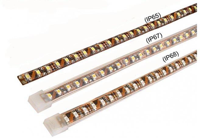 защищенные от влаги светодиодные ленты
