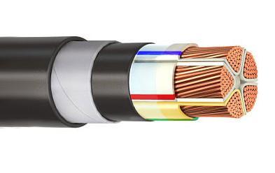 кабель ВБбШв - расцветка проводников