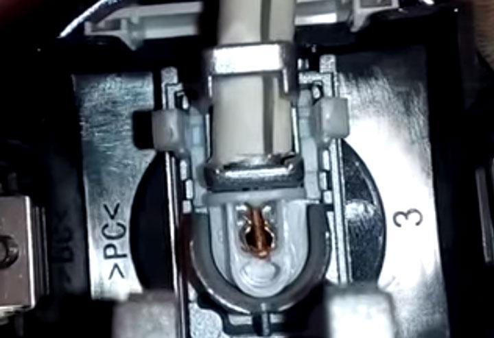 как правильно вставить коаксиальный кабель в тв розетку легранд