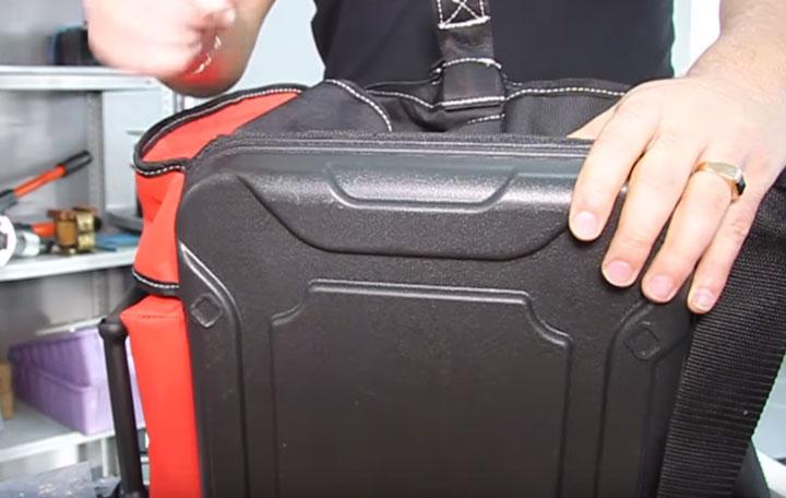 пластиковое дно сумки КВТ С-05