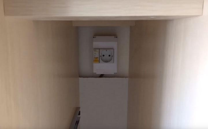 как подключить варочную панель и духовку от одного кабеля