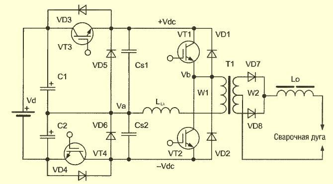 Преобразователи электроэнергии: классификация, типы
