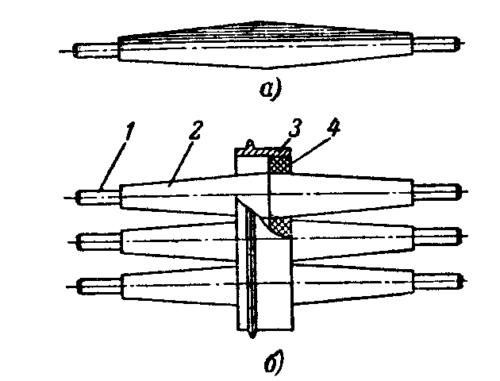 Внешний вид стопорного устройства, используемого в кабельных муфтах