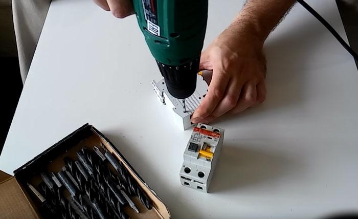как разобрать модульный автомат