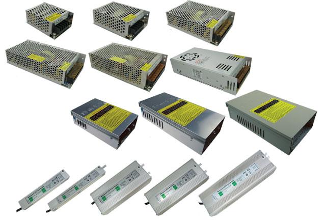 мощные блоки питания для светодиодной ленты